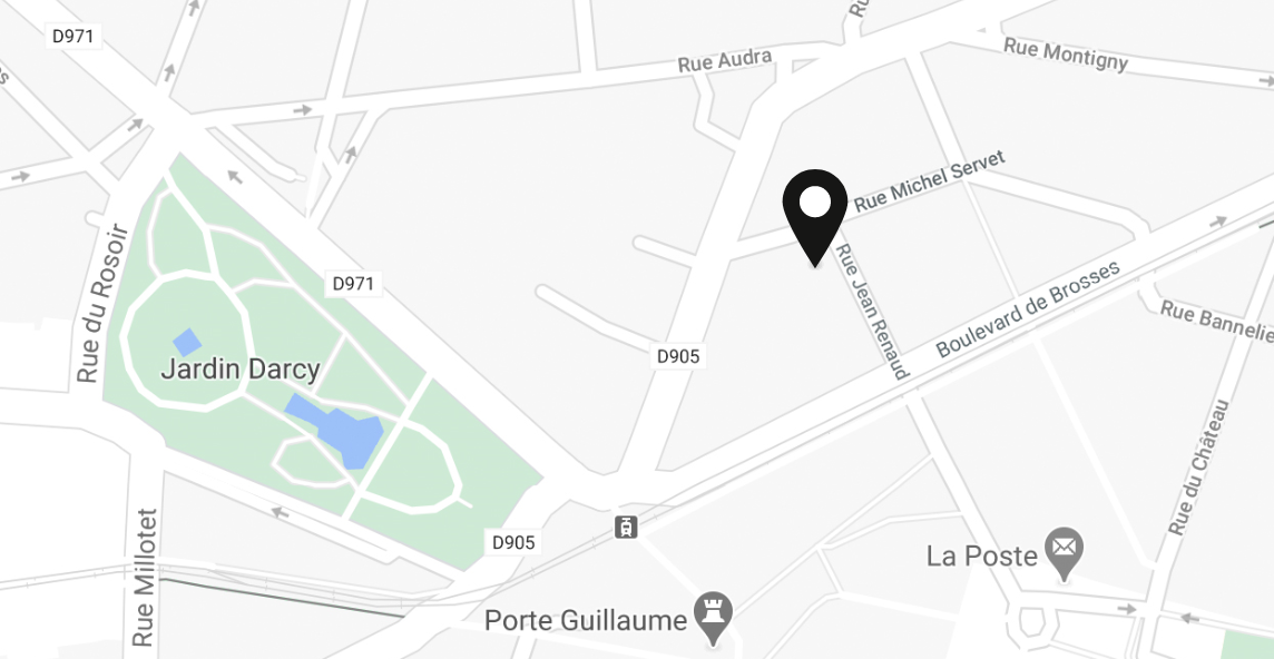 Cabinet de Maître Ciaudo 7, rue Michel Servet - 21000 Dijon