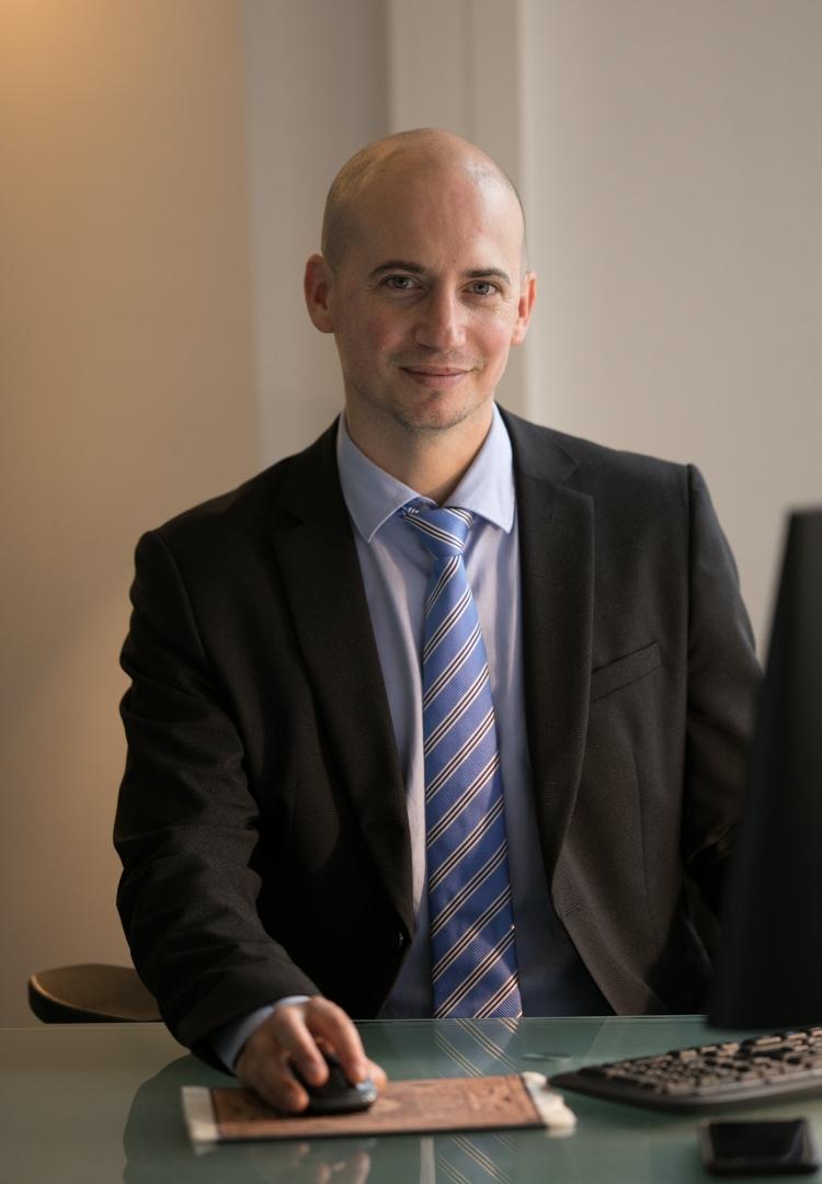 Maître Alexandre Ciaudo, avocat à Dijon et Besançon